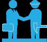 bridge-it-iconography-contractors-meeting-blue